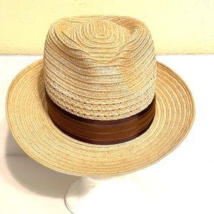 Akubra Capricorn Hat Leather Inside Band Size 56